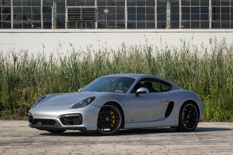 photos - 2015 Porsche Cayman Silver