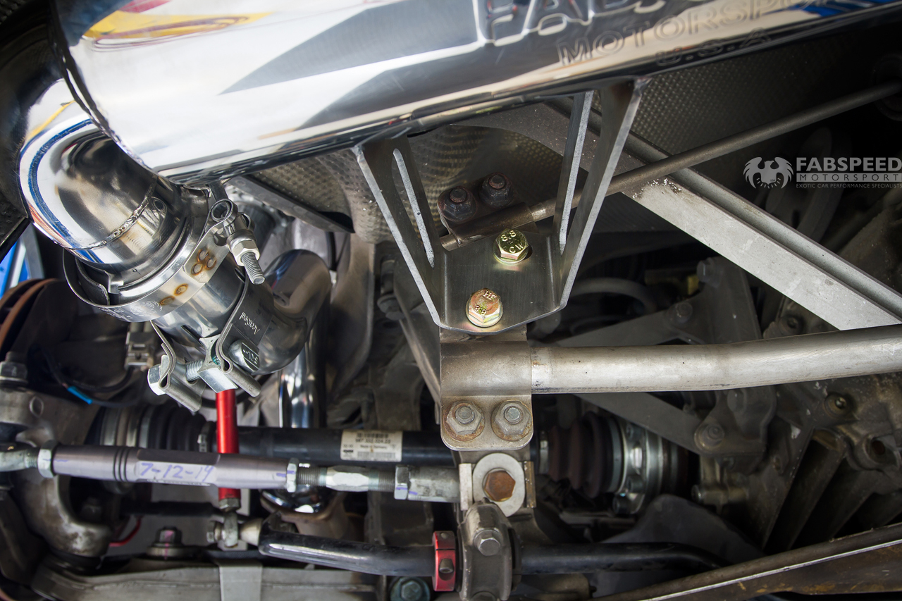 how to find an exhaust leak in a car