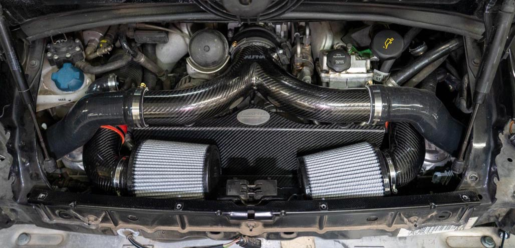 Fabspeed Competition Air Intake System