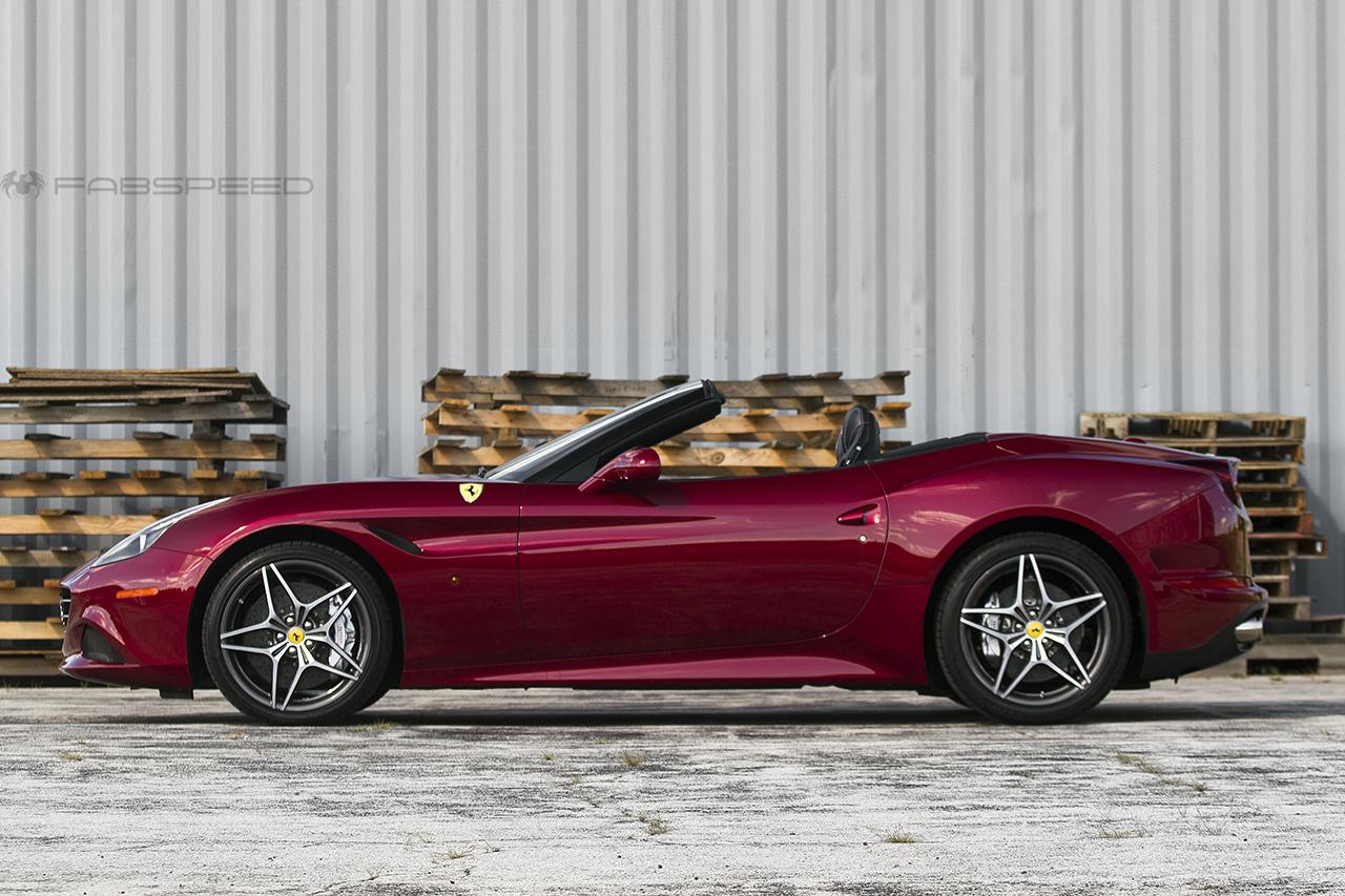 EXCLUSIVE   Fabspeed Novitec N-Largo Ferrari California T ...