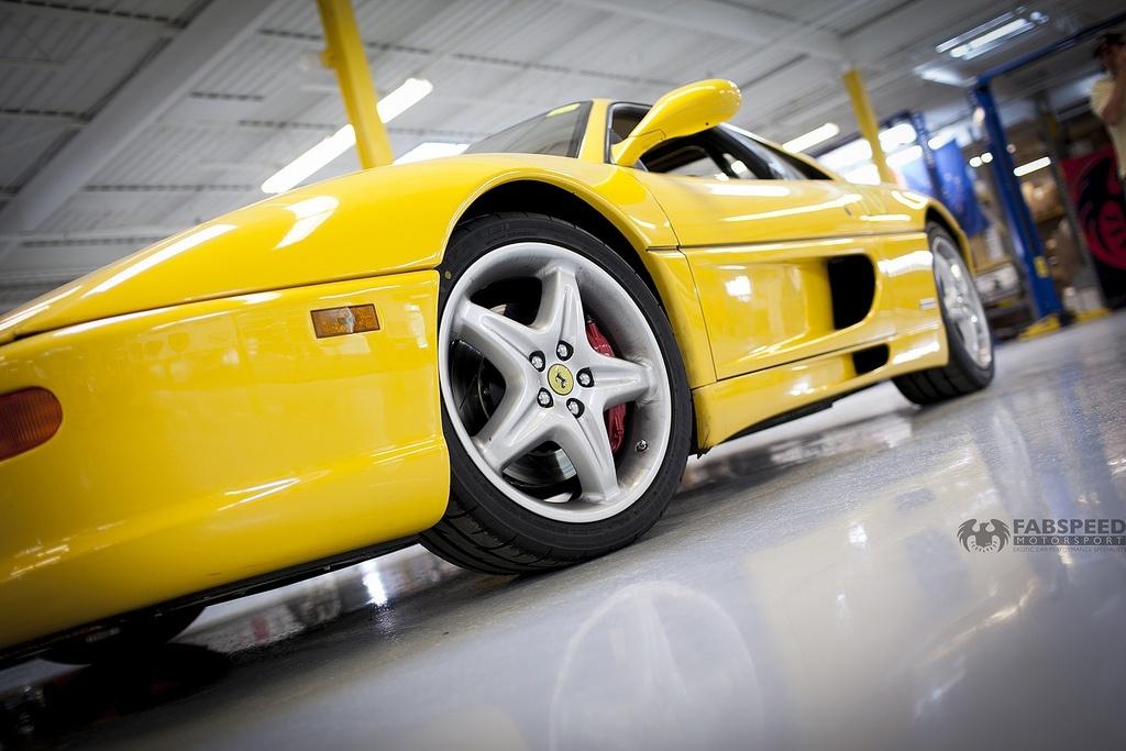 Ferrari F355 Front Wheel
