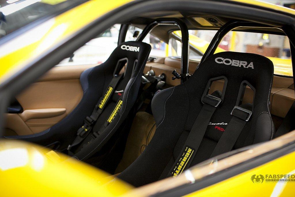 Ferrari F355 Seats