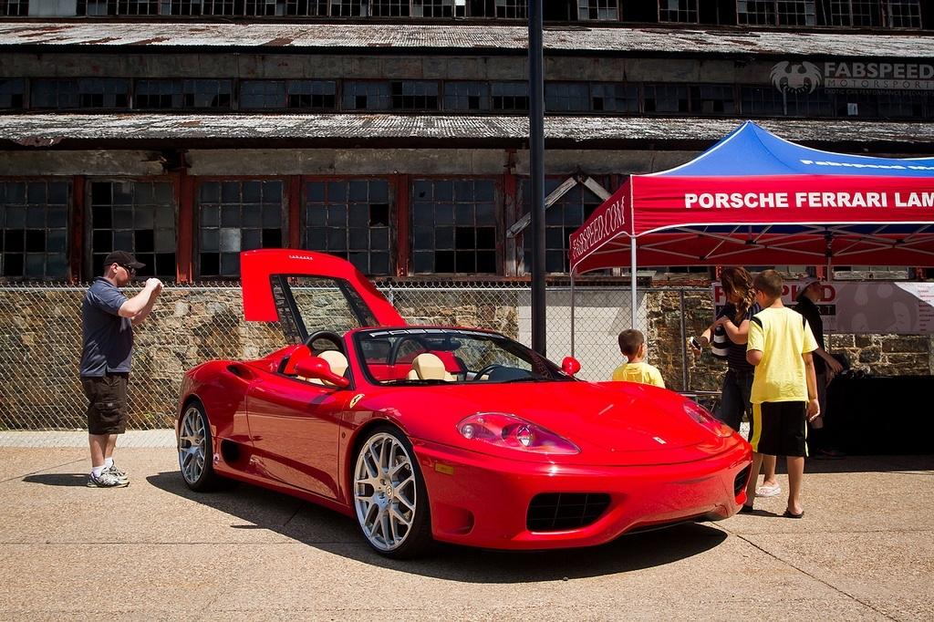 Ferrari F430 Front End