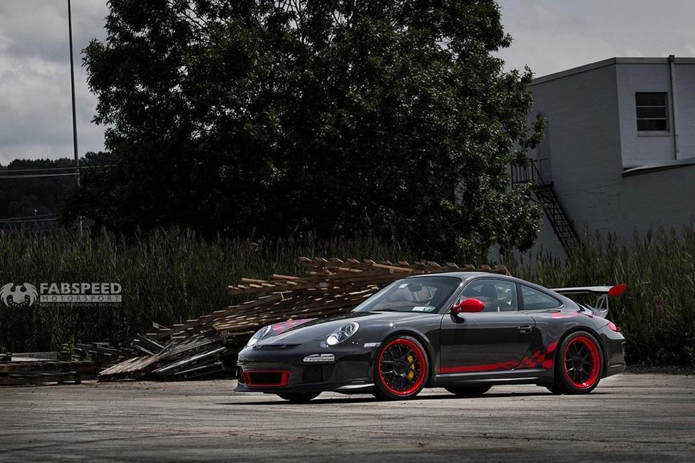 Porsche 997.2 GT3RS Side 2