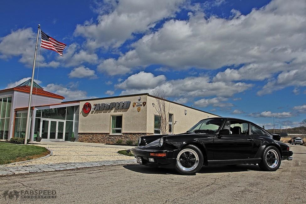 Porsche 911 Turbo Front Angle