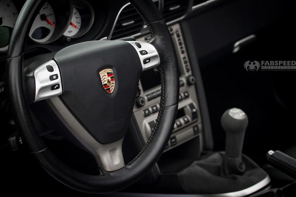 997 Carrera Convertible Steering Wheel